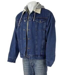 Moose Creek Men's Big Rig Denim Jacket