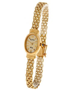 Lucien Piccard Women's 14k Gold Watch