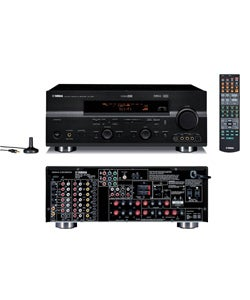 Yamaha RX-V657 7.1 Channel Home Theater Receiver (Refurbished