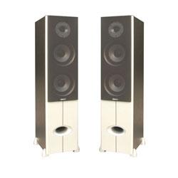 Sdat Watt Floor Standing Speaker Pair Overstock Shopping Big