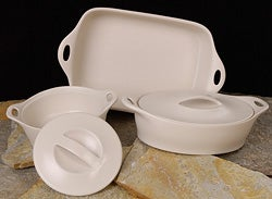 Corningware Creations 5-piece Bakeware Set