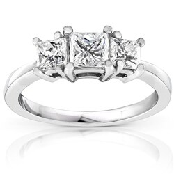 14k Gold 1ct TDW Diamond Engagement Ring