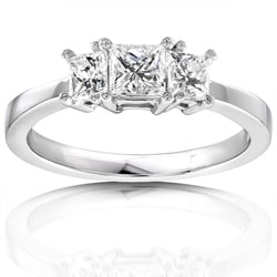 14k Gold 3/4ct TDW Diamond Engagement Ring (H-I, I1-I2)