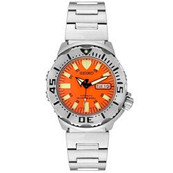 Seiko Diver's Men's Automatic Steel Watch
