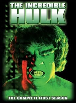 The Incredible Hulk: The Complete First Season (DVD)