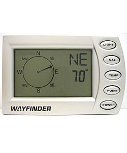 Wayfinder V2000 Digital Car Compass & Thermometer (Refurbished)