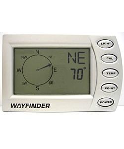 Wayfinder V2000 Digital Car Compass & Thermometer (Refurbished)