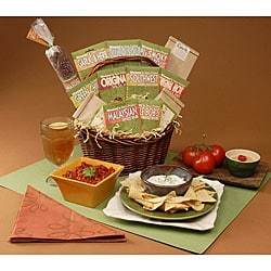 Summer Entertaining Gift Basket (USA).