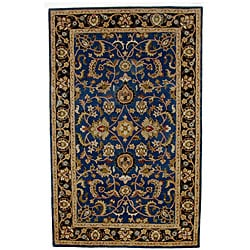 Hand-tufted Mahal Wool Rug (5' x 8')