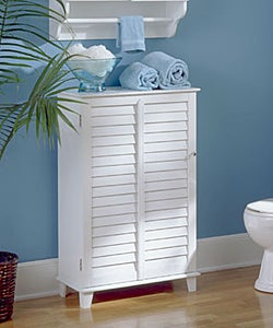 Nassau White Towel Safe