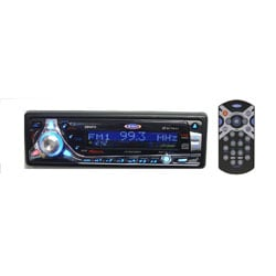 Jensen CD4610 In-dash CD Player with Motorized Detachable Face