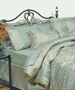 San Marino Jacquard 4-piece Comforter Set | Overstock.