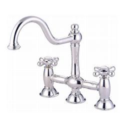 Chrome Kitchen Faucet