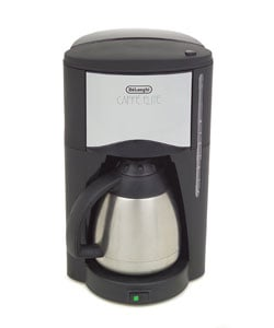 Delonghi Coffee Maker Caffe Elite : Delonghi Caffe Elite 8-cup Coffee Maker (Refurbished) - 10389361 - Overstock.com Shopping ...