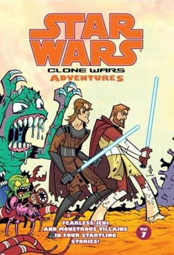Star Wars Clone Wars Adventures 7 (Paperback)