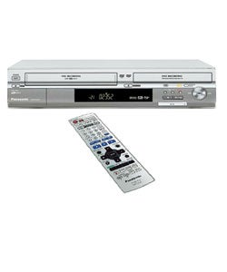 Panasonic DMR-ES40VS VCR/DVD Burner (Refurbished)