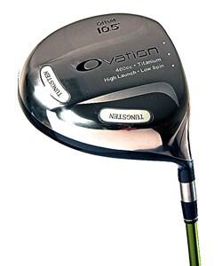Adams Golf Offset Ovation Driver