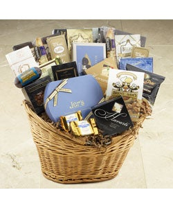 Grand Impression Gift Basket.