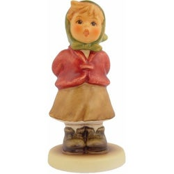 Hummel 'Clear as a Bell' Figurine