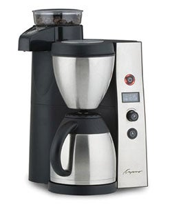Capresso CoffeeTEAM Therm 455 Coffee Maker