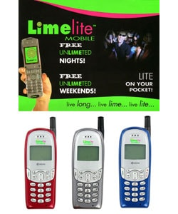 Prepaid Phone with Free Nights, Weekends (Refurbished)