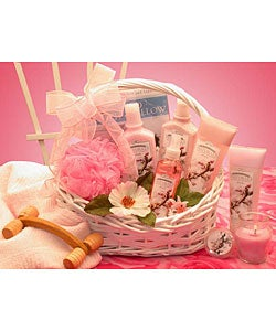 Bath & Body Delights Gift Basket