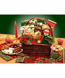 Joy To The Season Holiday Gift Basket