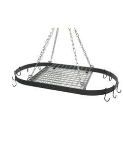 Ultrex Oval Hanging Pot Rack