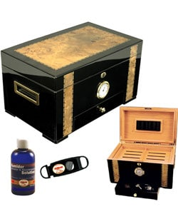 Cuban Exotica Humidor & Accessories