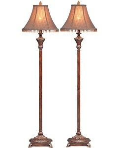 Torino Floor Lamps (Set of 2)