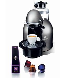 Nespresso C190 Titanium Espresso Machine 10481627