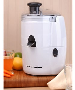 Kitchenaid juice extractor refurbished 10514562 for Alpine cuisine juicer