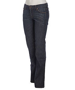 Salt Works Low Rise 'Abstract' Flare Jeans