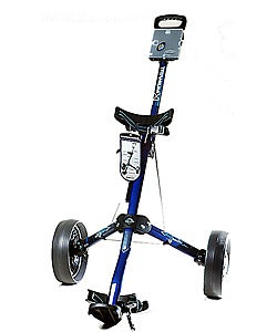 Intech Titanium XL Aluminum Frame Golf Pull Cart