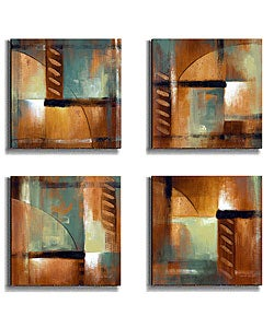 Loreth Summer Soiree Stretched Canvas Art Collection