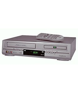 Broksonic DVCR-810 DVD/ VCR Combination