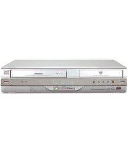 Toshiba DVR4X Hi-Fi VCR and DVD Recorder Combo (Refurbished)