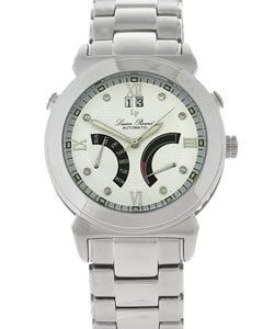 Lucien Piccard Men's Automatic Diamond Watch