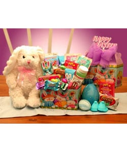 Peter Cottontail Easter Gift Box