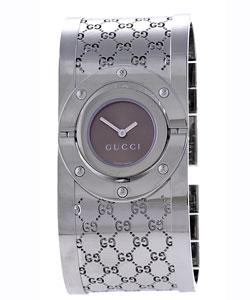 Xoxo Silver Dial Silver-tone Cuff Bracelet Watch | Mickey Shoppe