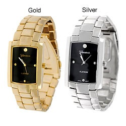 Geneva Platinum Men's Fashion Watch