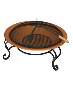 Grip 30-inch Outdoor Fire Pit