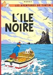 L'ile Noire (Hardcover)