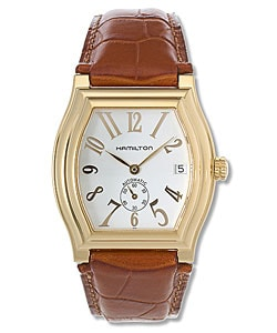 Hamilton Dodson Men's Goldtone Automatic Watch