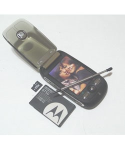 Motorola A1200 2.0MP Quadband PDA Cell Phone (Refurbished)