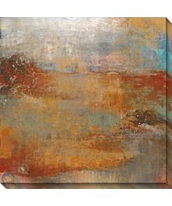 Maeve Harris Umber View I Canvas Art