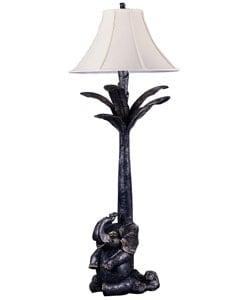 Overstock Floor Lamps on Elephant Floor Lamp   Overstock Com