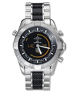 ESQ Aerodyne Men&#39;s Stainless Steel Watch