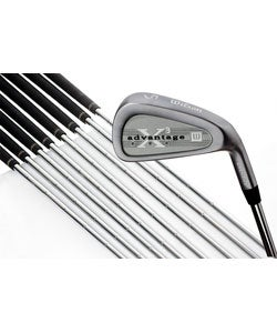 Wilson x3 Advantage Ladies 12-piece Club Set
