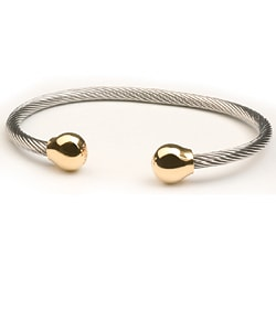 Sabona Professional Steel Twist Magnetic Bangle